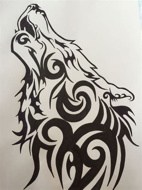 irish wolf tattoo designs image result for wolf designs on roots images