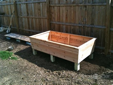 Desk Woodworking Plans For Garden Planters Guide Vegetable Garden Planter Box Plans