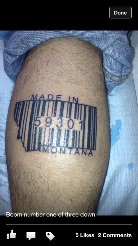 area code tattoos 19 best garden montana images on montana big