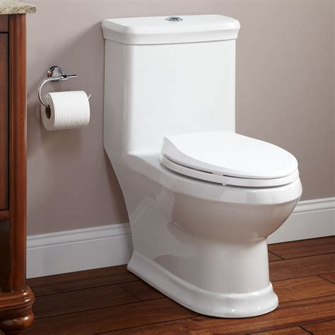 commode bathroom skyla dual flush one piece elongated siphonic toilet
