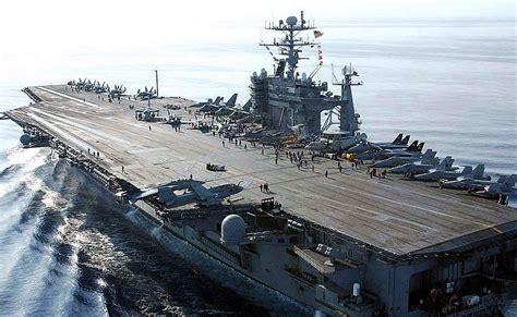 biggest ships in the world wiki largest us aircraft carrier warship biggest aircraft