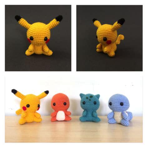 amigurumi pattern free pokemon crochet pokemon patterns crochet now