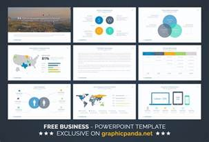 business plan template powerpoint free free business powerpoint template by louis twelve on behance
