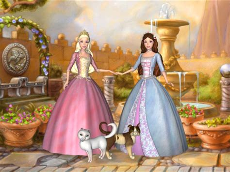 Theme Barbie As The Princess And The Pauper Pc Game Princess And The Pauper