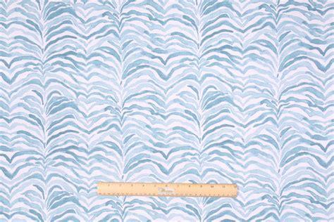 seaside curtain material lacefield serengeti printed cotton drapery fabric in seaside