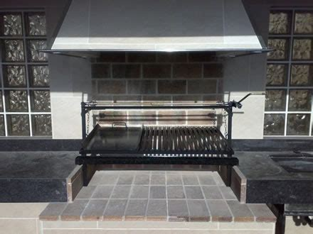 Grille Barbecue Sur Mesure by Cuisines D 233 T 233 Contemporaines Barbecues Argentins