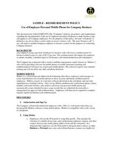 mobile phone policy template best photos of templates for employers screen phone