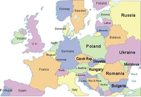 poland map europe poland europe images