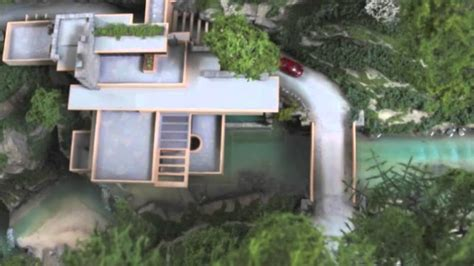images of home quot official fallingwater model quot youtube