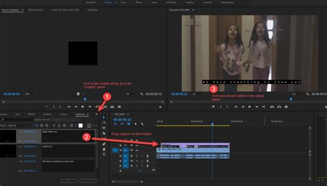adobe premiere cs6 subtitles how to add lyrics or subtitles to a video i m editing in