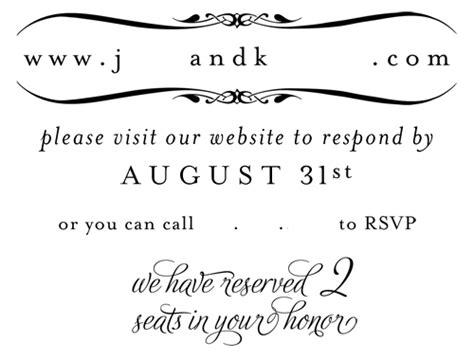 wedding website rsvp wording free live web free web with out registration rsvp