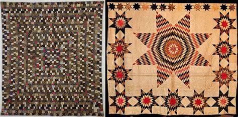 the history of the american quilt 19th century pattern