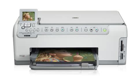 resetting hp c7280 printer fixing error ink system failure oxc18a0501 on hp printers