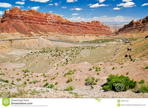 Landscape Utah Landscape Of Utah Royalty Free Stock Photos Image 18045778