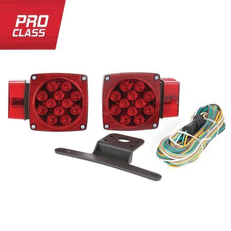 towsmart 80 in and led trailer light kit 1400