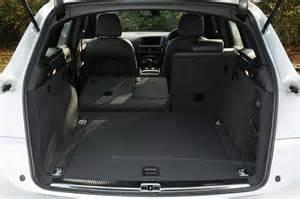 Cargo Capacity Audi Q5 Audi Q5 2013 Pictures Auto Express