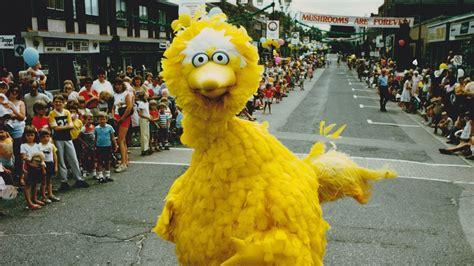 Big Bird by Big Bird Becomes A Beastie Boy In Sesame Sabotage