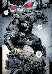 batman vol 3 i am bane rebirth bane vs batman rebirth comicnewbies