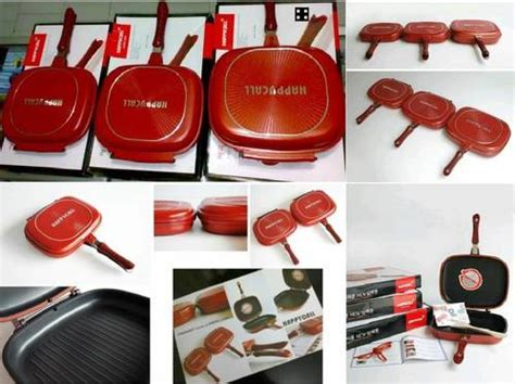 Teflon Happy Call jual teflon masak anti lengket pan panci happycall