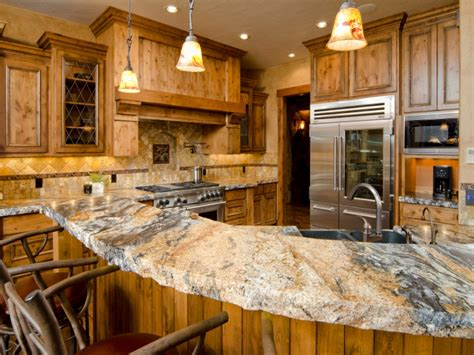 Granite Kitchen Counter by Five Inc Countertops The Top 4 Durable
