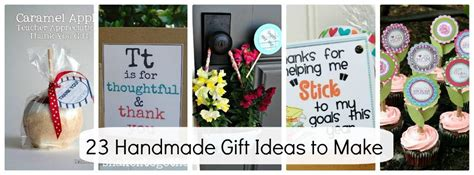 Handmade Gift Ideas Friends - 23 handmade gift ideas for the special in your