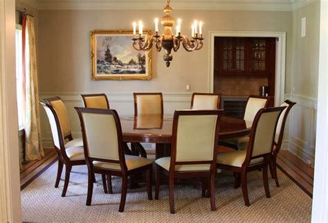 dining room tables     big family