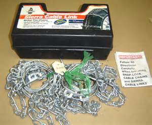 laclede snap lock cable chain laclede cable link radial tire chains 1930
