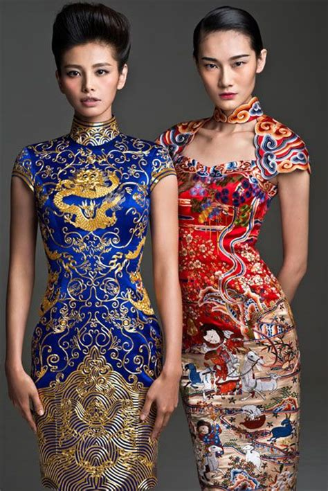 Style Inspiration Asia by Tradition Fashion Asian Couture