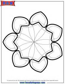 easy mandala coloring pages simple mandala coloring pages printable cooloring