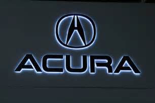acura sign flickr photo