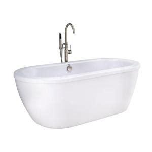 non standard bathtubs american standard cadet 5 5 ft acrylic flatbottom non
