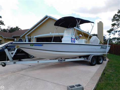 craigslist treasure coast boats angler new and used boats for sale