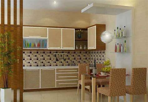 desain dapur bentuk u tips desain dapur kecil sederhana bertema minimalis nota