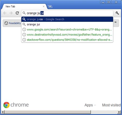 How To Stop Chrome From Searching In Address Bar Address Bar Removing Past Searches From Chrome S Omnibar User