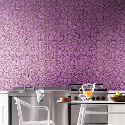 bisazza fliesen stunning floral patterned mosaic tiles from bisazza