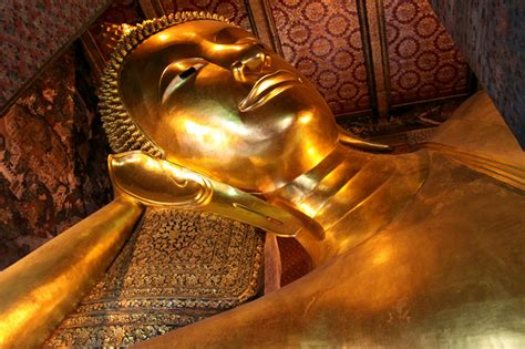 wat pho reclining buddha bangkok thailand travel photos hey brian