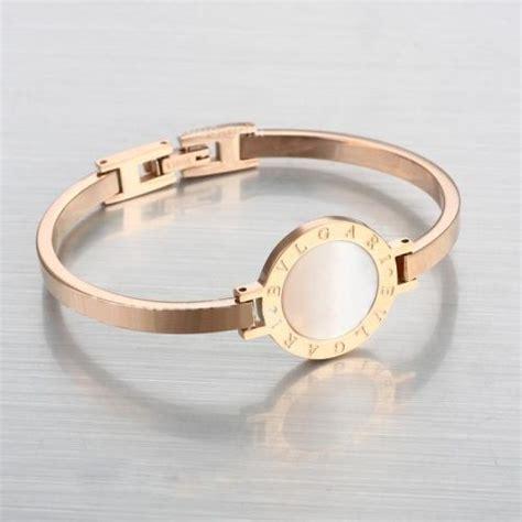 Bvlgari Romannumericstitanium Steel Gold Plated Br1i41 1000 Images About Bvlgari Bracelet On Jade