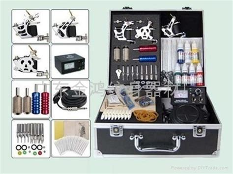 tattoo equipment canada 3 gun tattoo machine kit tattoo kits tattoo guns jh