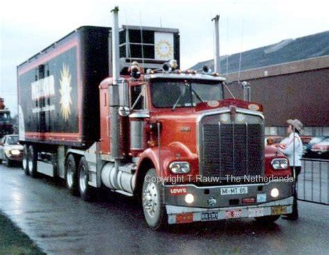 kenworth trucks deutschland kenworth w900a showtruck germany american trucks