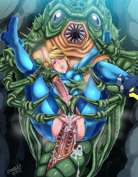 Samus To Be Draygon By Butcha Hentai Foundry