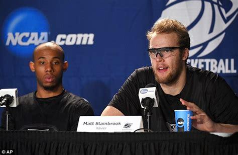 Xavier Mba Usa Nees by College Basketball Matt Stainbrook Works As An Uber
