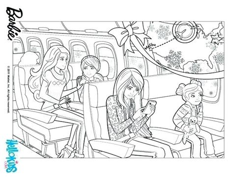 barbie   dreamhouse coloring pages  coloring library
