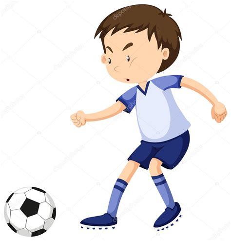 imagenes hermosas de niños jugando ni 241 o jugando futbol solo archivo im 225 genes vectoriales