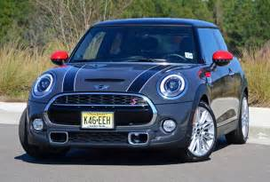 Mini Cooper S 2015 Review 2015 Mini Cooper S Hatchback Spin Review