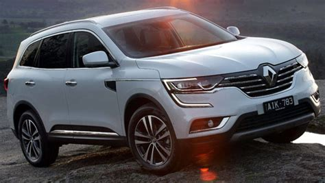renault suv 2016 renault koleos intens 2016 review carsguide