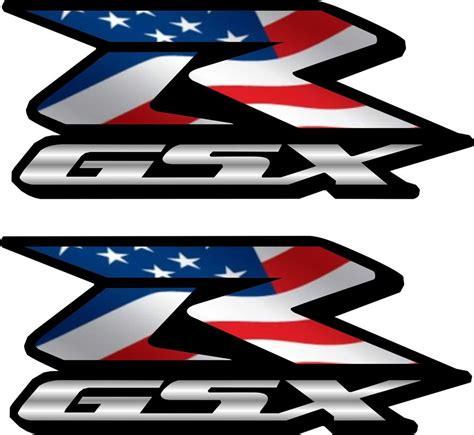 gsxr emblem 2 custom american flag gsxr decals stickers 600 750 1000