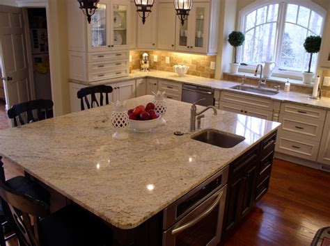 Almond Kitchen Cabinets by Kitchen Countertops Traditional Kitchen Atlanta By