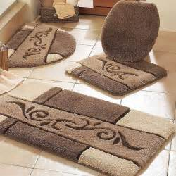 Small Rugs For Bathroom The Simple Guide To Choosing The Best Bathroom Rugs Ward Log Homes