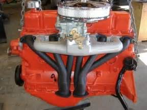 inline engine and ford trucks on