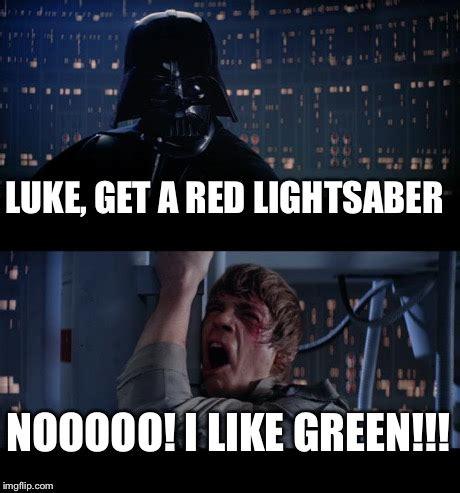 Lightsaber Meme - star wars no memes imgflip